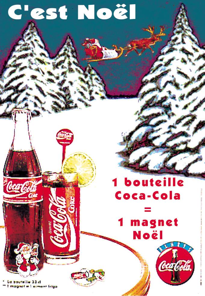 Coca cola - Affiche