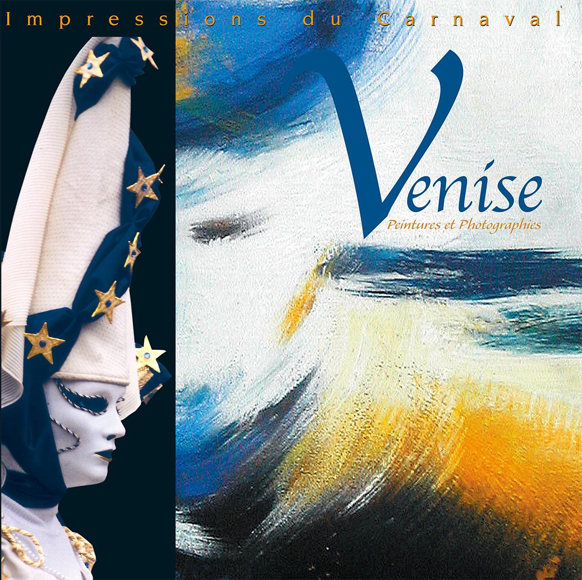 Couverture Livre Carnaval de Venise-Dom Evangelisti-Page intérieure