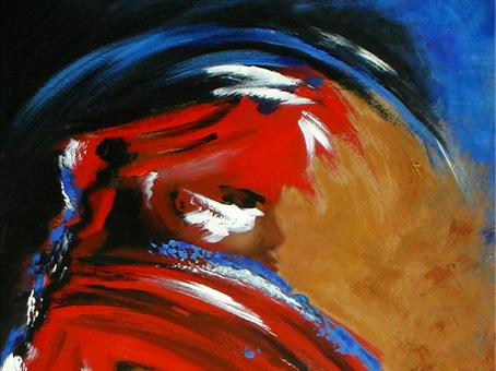 Illustrations et Peintures-Images-d'Afrique